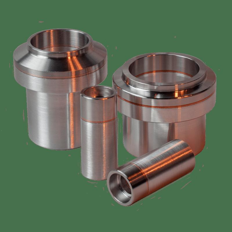 Bimetal Tube & Pipe Couplings - Atlas Technologies